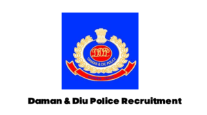 Diu Daman Constable Recruitment 2017