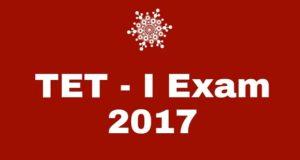 OJAS TET 1 Exam Details