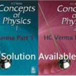HC Verma Solution PDF