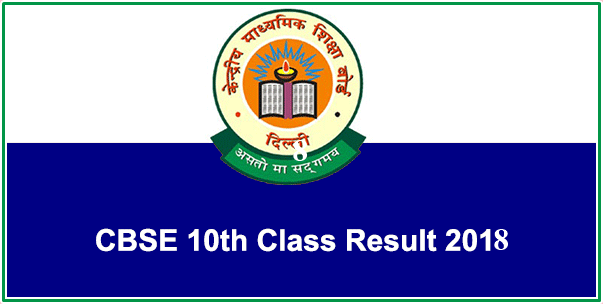 cbseresults.nic.in – CBSE 10th Class Results 2018 (class X) 1