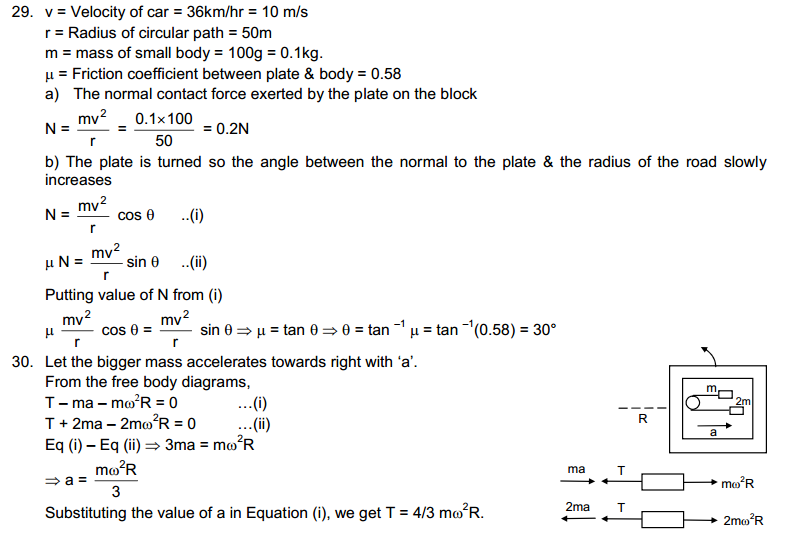 Chapter 7 solution 13