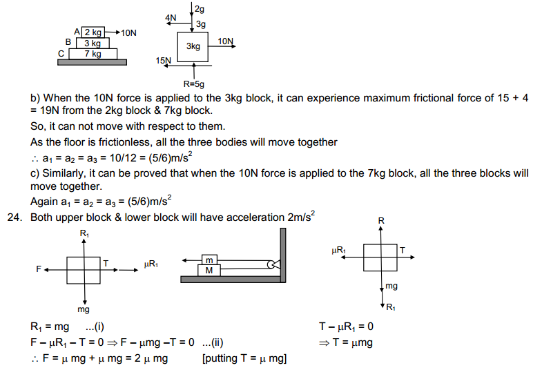 Chapter 6 solution 16