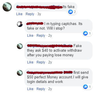 Captcha Club Review: Is It A Scam? Payment Proofs ! 1
